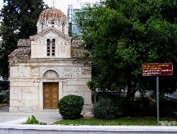 Little Mitropolis Church (Panayia Gorgoepikoos and Agios Eleftherios)