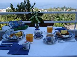 Breakfast was the highlight of the day!