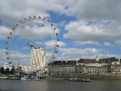 London Eye and County Hall, London (1397162)