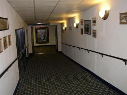 Hotel hall, example of some photos