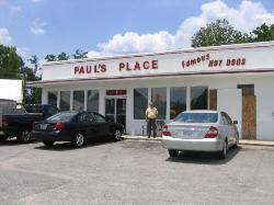Paul's Place Famous Hotdogs