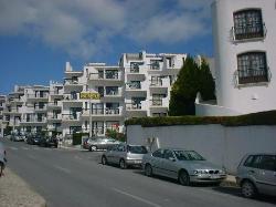 Outside Apartments