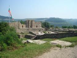 Tsarevets-fortet