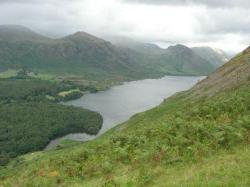 Wast Water (the Lake the Inn is on)