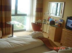 Room at Hilton Vienna