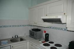 Kitchen is good, usefull, but not many Kitchen utensils