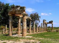 The Sanctuary of Artemis