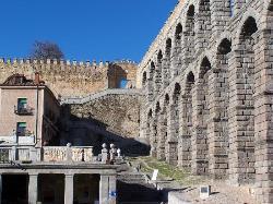 Segoviaakvedukten
