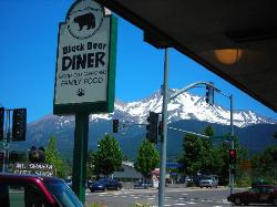 Mt. Shasta Black Bear Diner