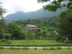 Sarawak-kulturlandsbyen