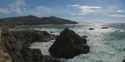 Ensenada coastline