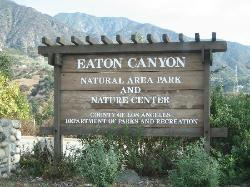 Eaton Canyon Natural Area