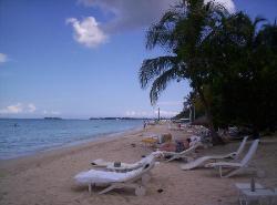 Beautiful Beach at Couples Swept Away