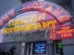 Tony Moran's Restaurant