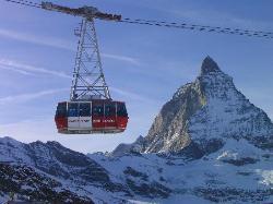 Matterhorn Glacier Paradise Cable Car (1721169)