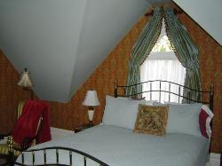 Our beautiful bedroom