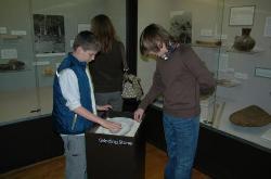 Marjorie Barrick自然历史博物馆