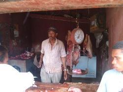Samana Local market
