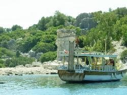 Castle of Simena