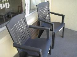 New chair.