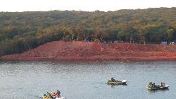 Lake in Mahableshwar