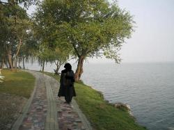 West Lake - Path on GH Grounds