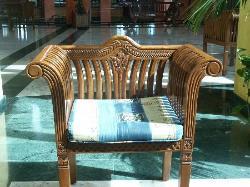 nice chairs everywhere!