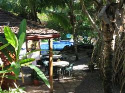 The Breakfast/Bar area