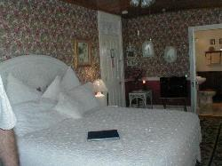 Our room at Angel of the Sea