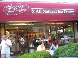 Zoey's Cafe and All Natural Ice Cream