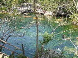 Cenote Jardín del Eden