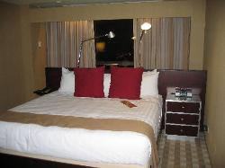 Delux Room Bed