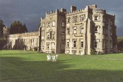 Ballyseede Castle in late afternoon (1863890)