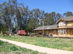 ‪South Coast Railroad Museum‬