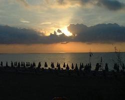 Sunrise at Spotorno