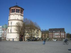 Old Town (Altstadt) Dusseldorf