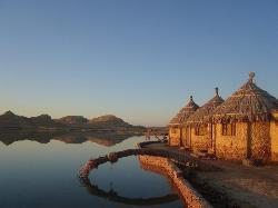 Taghaghien Island Resort