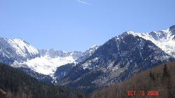 You cant beat these mountain views  a true Rocky Mountain High