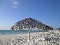 Playa del Megano