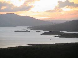 Lake Arenal Sunset