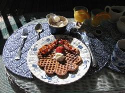 My wonderful breakfast!