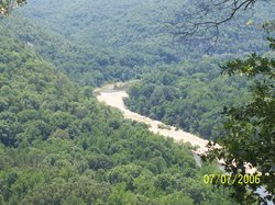 Buffalo National River Park