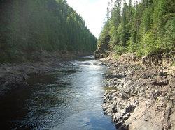 Site recreopatrimonial de la riviere Petit-Saguenay