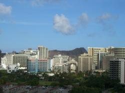 diamond head view from lanai