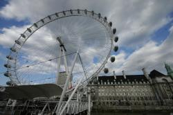 LondonEye and County Hall