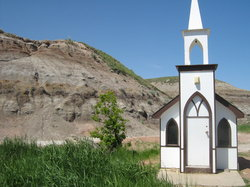 Drumheller's Little Church
