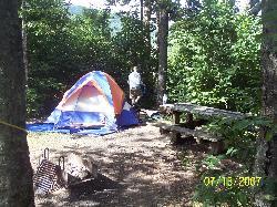 Balsam Mountain Campground III