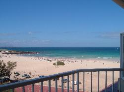 View from balcony 1