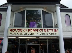 House of Frankenstein Wax Museum