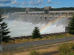 Bonneville Lock & Dam